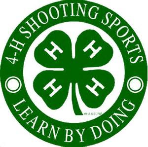 4-H Shooting Sports Logo