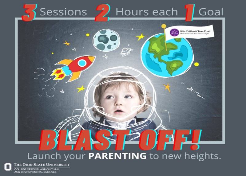 Blast Off Active Parenting (ages 1 - 5)
