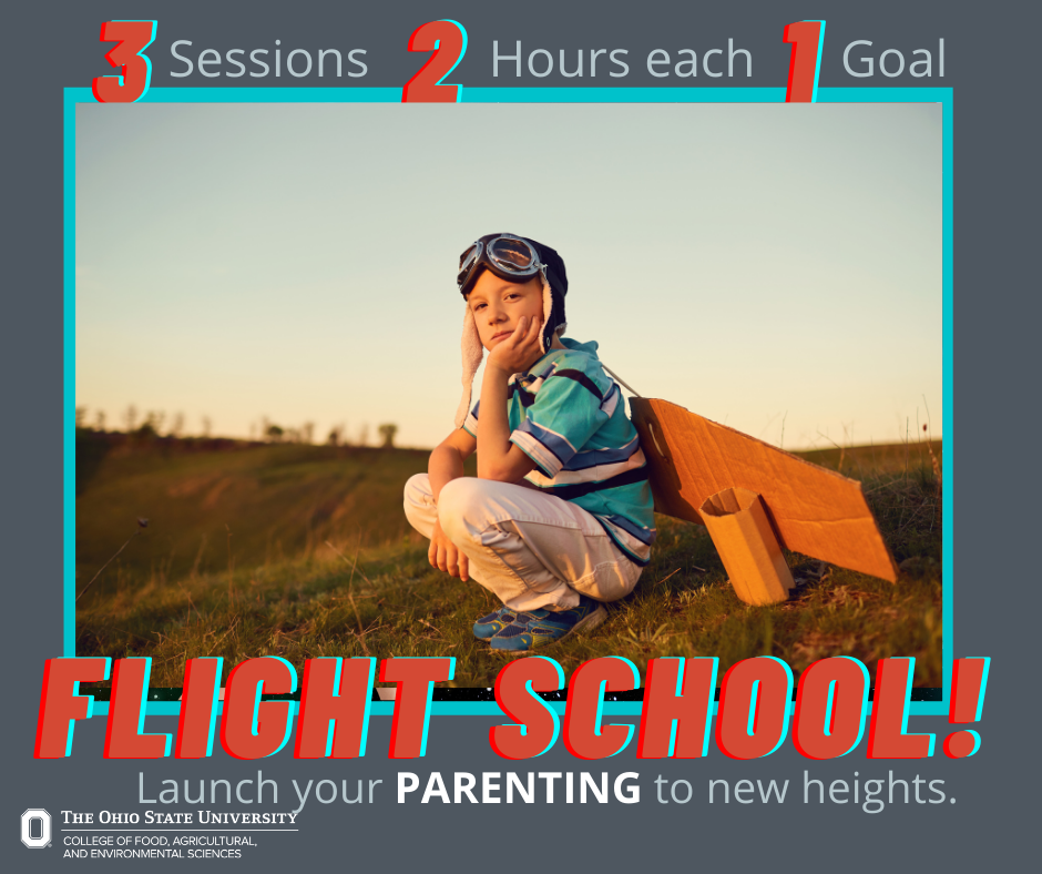 Flight School Active Parenting (ages 5-12)