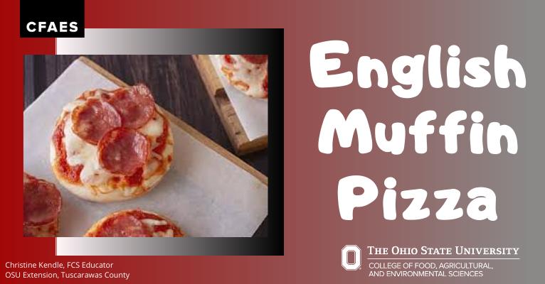 English Muffin Pizza Video