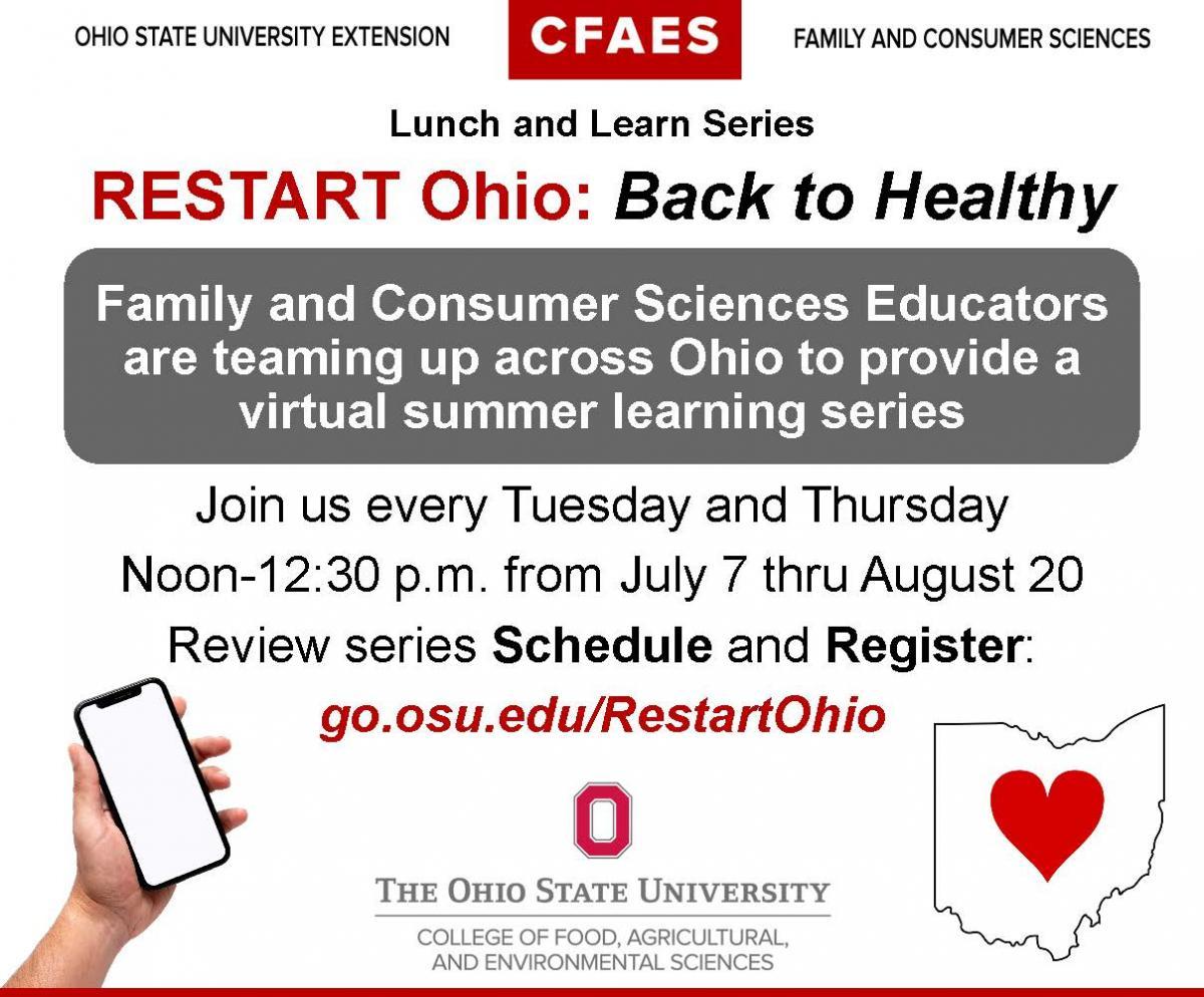 Restart Ohio: Back to Healthy