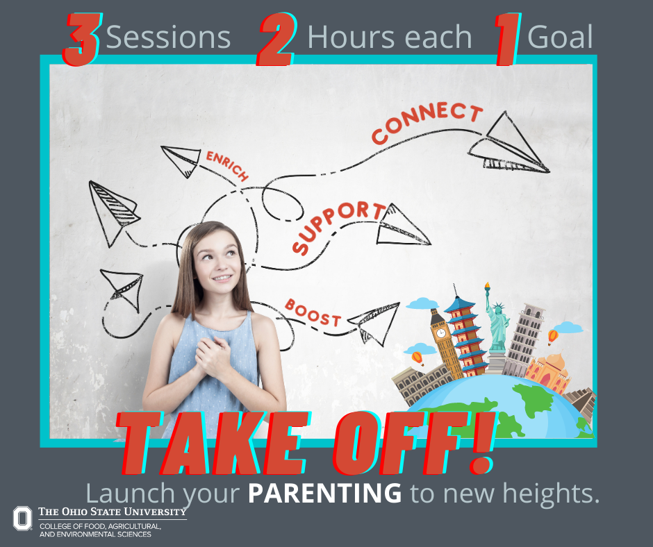 Take Off Active Parenting for Teens