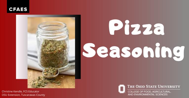 Pizza Seasoning Video